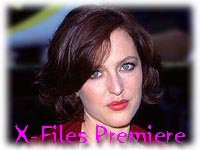 """The X-Files:  Fight the Future"" Premiere"
