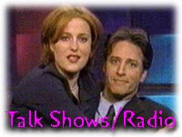 Talk Shows & Radio