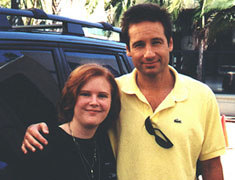 David Duchovny and Me!