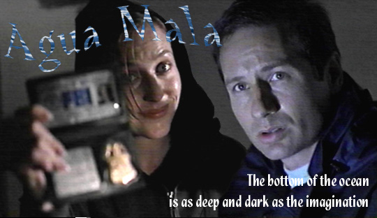 Quotes X Files Alluring The Xfiles Agua Mala Page One