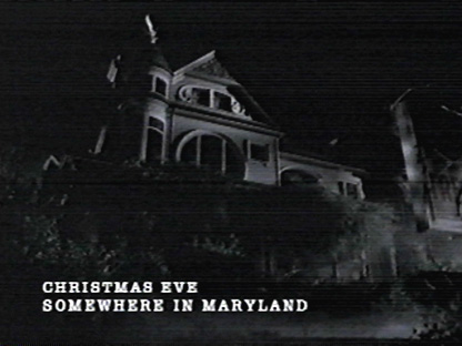 The X-Files: How the Ghosts Stole Christmas
